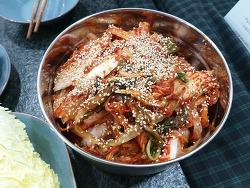 한국인의 매운맛은 진짜 매운맛.