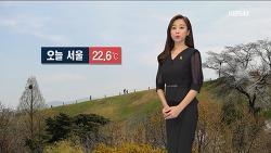 190416 KBS 뉴스9 이세라 기상캐스터