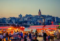 터키 이스탄불 1일 여행 경비 계산, 날씨, 추천 일정 [유럽 배낭여행 예산]