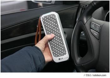 LG 퓨리케어 미니 공기청정기 추천, 사용해보니 어때?