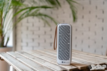 LG 퓨리케어 미니 공기청정기 추천, 실제 사용기