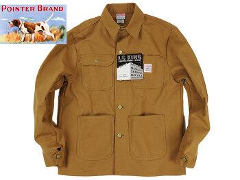 미국과 프랑스 옛날식 워크 재킷의 차이