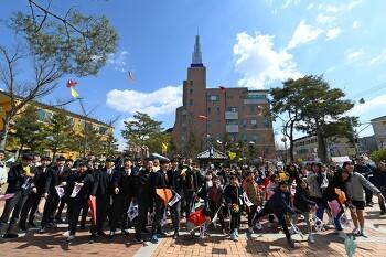 새 희망, 새 평화, 새로운 100년을 향한 '홍천청소년독립선언서'