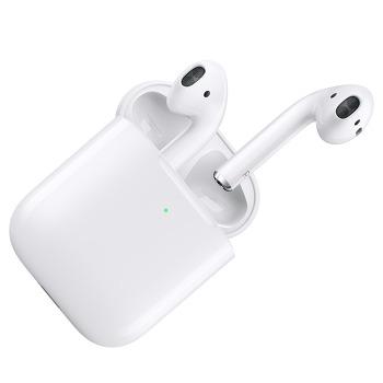 드디어 판매 시작! 에어팟 2세대! 에어팟 무선충전케이스 모델 구입 서두르세요.