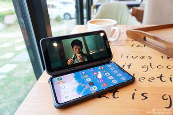 5G 시대! LG V50 ThinQ VS 갤럭시S10 5G 스마트폰 재미있는 승부!