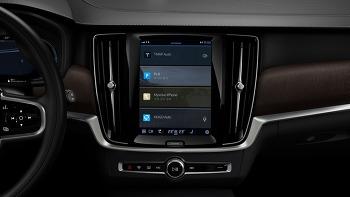 볼보자동차코리아, S90 & V90 크로스컨트리에 통합형 SKT 인포테인먼트 시스템 업데이트 출시