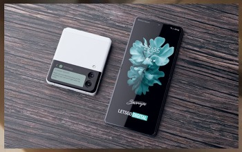 접히는 스마트폰 갤럭시Z 플립3의 승부수는 컬러 베리에이션과 사이즈 뿐 일까?