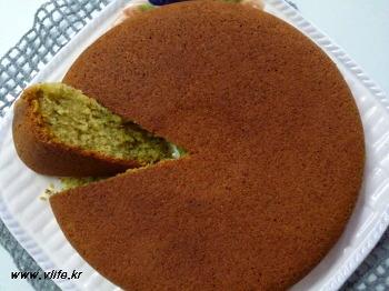 파마산 치즈 밥솥 케이크