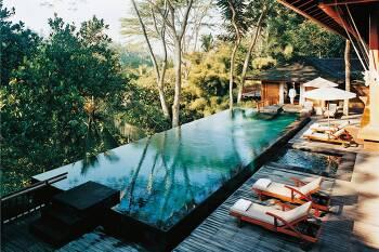 세계 최고의 호텔 수영장 25