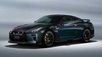2022 닛산 GT-R T 스펙 공개 - 밀레니엄 제이드 & 미드나이트 퍼플 컬러 적용, 미국과 일본에 총 100대 한정 판매