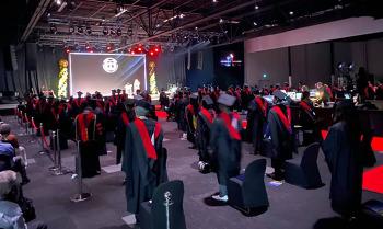캐나다 크리스천 대학 및 대학원 2021 학위 수여식 및 졸업식 열려