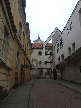 Vilnius 154_좋아하는 오르막길