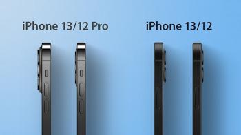 아이폰13은 더 두꺼워지고 커진 카메라 범프를 사용할 예정