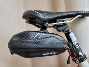 자전거 안장 가방 (WILDMAN E7S)