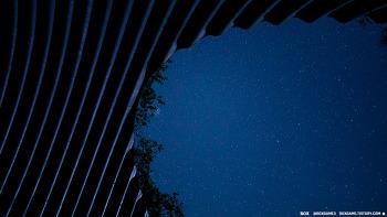 별사진, 은하수 구둔역, 벗고개터널