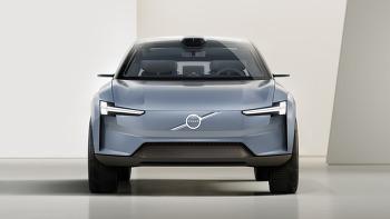 '볼보 컨셉트 리차지' 공개 - 앞으로 볼보가 보여줄 순수 전기차의 비전