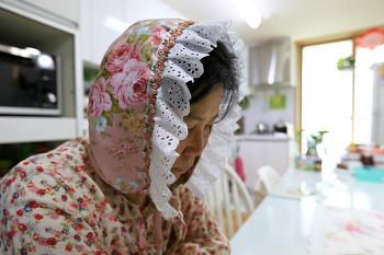 아내의 보넷모자/20210207