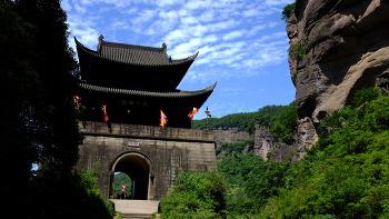 JIANMEN GUAN, CHINA (검문각, 중국)