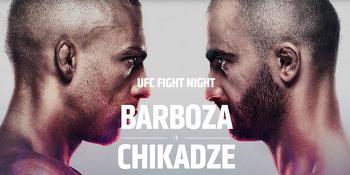 기가 치카제 VS 에드손 바르보자 대전료 UFC 파이트머니 ▶ 카벨의 분석