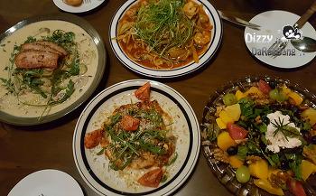 강릉 분위기 좋은 맛집 추천 봉쥬르