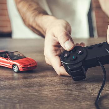 이 조합 격하게 환영! 자동차와 게임의 역동적인 콜라보레이션