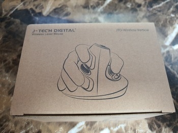 J-Tech VERTICAL mouse 사용 후기