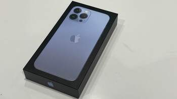 [모바일] 1차 출시국엔 오늘 출시된 아이폰 13 프로 맥스 구입&개봉기
