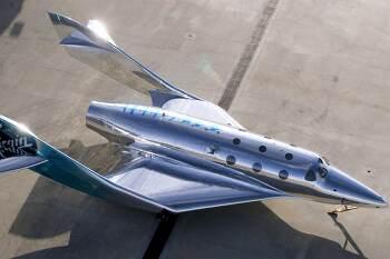 버진 갤럭틱 Spaceship III 공개 - 우주 관광에 한 걸음 더