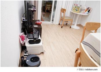 LG 물걸레 로봇청소기 M9, 우리집 지켜주는 홈가드