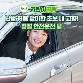 [카린이 꿀팁] 난생 처음 맞이한 '초보 내 고향'! 명절 안전운전 팁