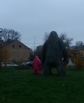 Vilnius 130_ 사람 두 명