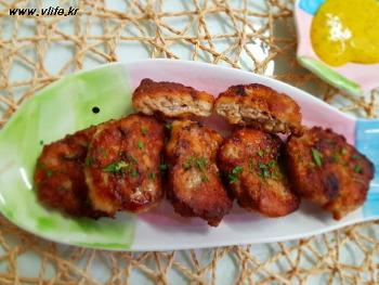 토종닭 치킨 너겟, 질기지 않은 비결