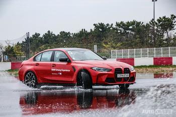 신형 BMW G80 M3 & G82 M4 국내 런칭 & BMW M TOWN 행사 후기