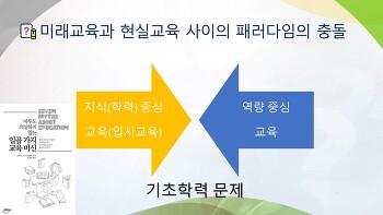미래교육의 방향과 역설