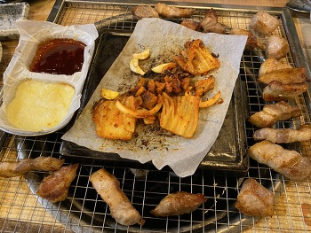 한국에서 제일 맛있다는 광주 초돈 삼겹살 예약 후기