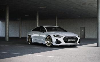 휠즈앤모어 아우디 RS7 퍼포먼스 패키지 출시 - 스테이지 5 최고출력 1,045마력! 하이퍼카만큼 빠른 RS7!