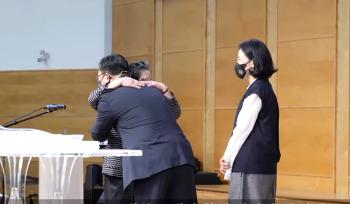 밀알교회, 노승환 목사 송별예배 드려...고별설교