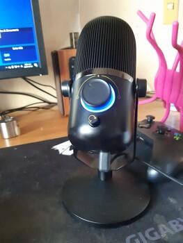 씽크웨이 TONE SM5 LIVE USB 콘덴서 마이크 (블랙) 스탠드 마이크 사용기