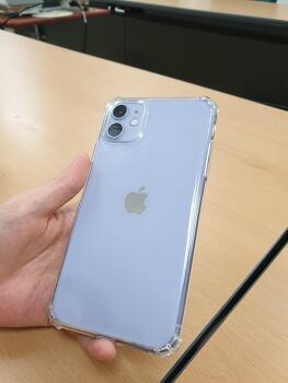 애플 아이폰 11을 구매했다.