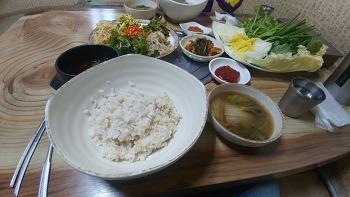 [원주맛집]오랜 세월을 그대로 품고있는 흥업면 노포, 고향보리밥