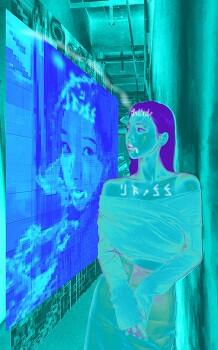 [Digital Art] Karina - Aespa (카리나 - 에스파)