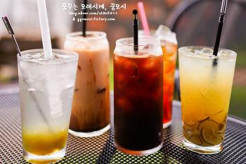 홍천 카페) 바리깡스타