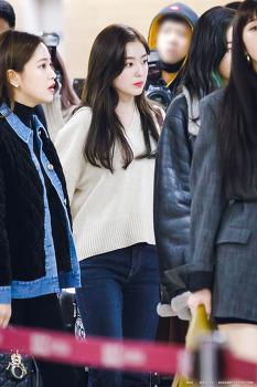 200122 레드벨벳 아이린 김포공항 출국 직찍