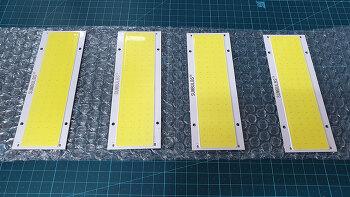 작업대(책상)용 LED 조명 만들기