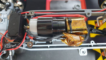 라보 트럭 (WPL D12) 모터 소음(부밍음) 제거