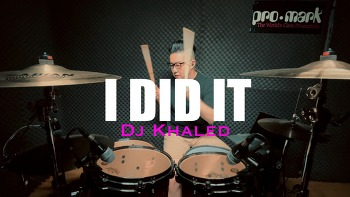 [4K/HDR]Dj Khaled - I did it(feat. Post Malone, Megan Thee Stallion, Lil baby, da baby) ROP Drum Cover 알오피 드럼커버