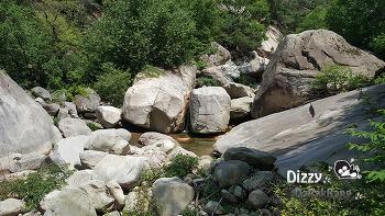 북한산 계곡 물소리 들으며 오르는 등산코스