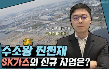 수소왕 찐천재, SK가스의 신규 사업은?!