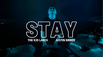 [4K/HDR]The Kid Laroi & Justin Bieber - Stay | ROP Drum Cover 알오피 드럼커버