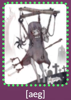[Grotesque] aeg